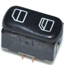 Negro Elevalunas eléctrico botón interruptor Conductor Lateral Para