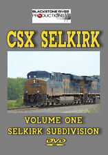 CSX SELKRIK SUBDIVISION VOLUME ONE DVD