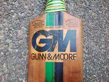 More details for vintage gunn & moore cricket bat