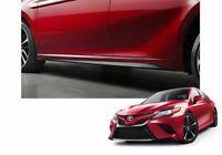 2018-2020 Camry Lower Rocker Applique (BLACK) Genuine Toyota PT929-03181-02