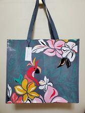 VERA Bradley COASTAL PARADISE MARKET Tote X-LARGE RECYCLABLE shopping Gift bag