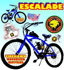 """50 80cc Gas Motor Complete Escalade Engine & 26"""" Bike Bicycle Moped Scooter Kit"""