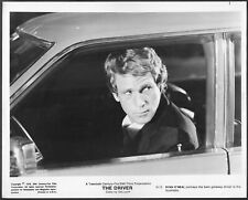 ~ Ryan O'Neal The Driver LOT 2 Original Promo Photos