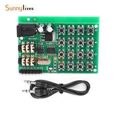 DTMF Keypad Generator Module Audio Encoder Transmitter Board for Arduino UNO Pro