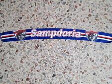 d2 fascetta cm 90x8 SAMPDORIA FC football club calcio mini sciarpa scarf