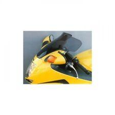 WASTUO Double bulle de pare-brise pour CBR1100XX Blackbird 96-07 Accessoires moto