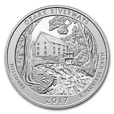 2017 5 oz Silver ATB Ozark National Scenic Riverways, MO - SKU: 102387