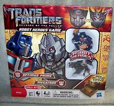 TRANSFORMERS ROBOT HEROES GAME REVENGE OF THE FALLEN TARGET EXCLUSIVE