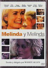 Woody Allen: MELINDA Y MELINDA