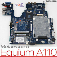 MOTHERBOARD NOTEBOOK TOSHIBA EQUIUM A110 K000041180 A110-232 233 238 240 NEW 016