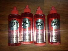 ROCK N ROLL LUBE CYCLING LUBRICANT ABSOLUTE DRY ROAD 4OZ (4 PACK)