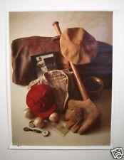 Vintage 1993 Henry Groskinsky The Babe's Memorabilia 1st Edition Baseball Print