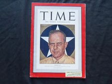 1942 NOVEMBER 23 TIME MAGAZINE - JAMES H. DOOLITTLE - T 841