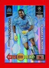CHAMPIONS LEAGUE 2010-11 Panini 2011 -Card Goal Stopper- MANDANDA - MARSEILLE