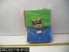 Qty=100: Biggy Colorations Foam Sheet Super Pack