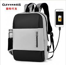 Outdoor shoulder bag bag usb large capacity business computer bag sports travel
