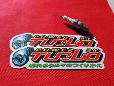Pair of  Jap Turbo Stickers