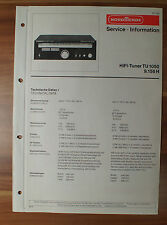 Stereo Tuner TU1050 9.156H Nordmende Service Manual Serviceanleitung