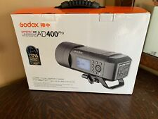Godox TTL 2.4G X System AD400Pro All-in-One Outdoor Flash