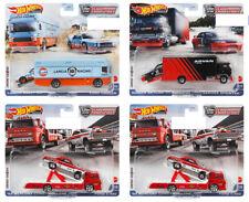 Hot Wheels 1:64 - 2021 Car Culture Team Transport Case K Set of 4 Sealed Case