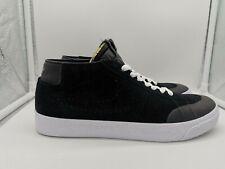 Nike SB Zoom Blazer Chukka UK 7.5 Black White AH3366-001
