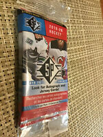 2019-20 Upper Deck SP Hockey Factory Sealed Cello / Fat Pack (15 Cards) FREESHIP