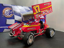Action Joey Saldana Mox Motorsports 1999 Sprint Car Xtreme 1/18 Diecast 1/2508
