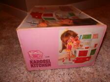 1973 Vintage Original Karosel Kitchen Barbie Jamie In Box With Accessories