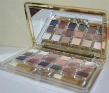 ESTEE LAUDER Deluxe Eye Shadow Gold Compact with 18 Pure Color Eye Shadows