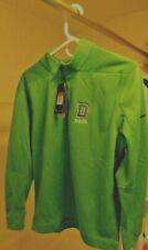 Nike Golf Green Thermal Soccer Half Zip Nike Rain Pullover Jacket L Nwt Msrp$70