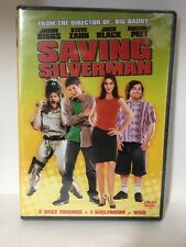 Saving Silverman (Dvd, 2001, Pg-13 Theatrical Version) New And Sealed