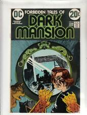 Forbidden Tales of Dark Mansion  # 8  strict  NM-   artist  Ernie Chua!