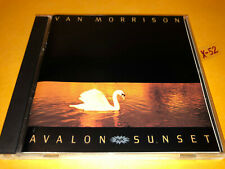 VAN MORRISON cd AVALON SUNSET hits WHENEVER GOD SHINES HIS LIGHT cliff richard