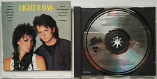 LIGHT OF DAY Soundtrack CD Japan 1st press Michael J. Fox Joan Jett Blackhearts