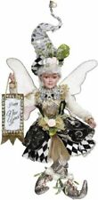 """Nib New Mark Roberts Charming Happy New Year Girl 9"""" Small Fairy 2020 Collection"""