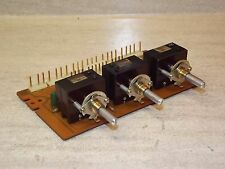 Sansui CA-3000 Preamplifier Original Tone Control Board Part # F-2488