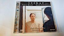 ITIRAF 2 disk VCD TURKCE TURKISH drama