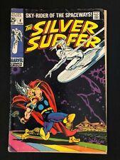 SILVER SURFER #4  MARCH 1969  MARVEL COMICS
