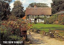 B88862 a new forest cottage passford farm near lymington   uk