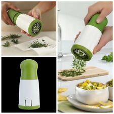 Herb Grinder Spice Mill Parsley Shredder Fruit Chopper Vegetable Cutter AZ