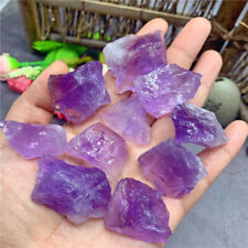 100g Natural Amethyst Crystal Points 20mm - 30mm Wholesale Bulk Gemstone