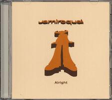 Jamiroquai Alright RARE promo DJ CD single w/ mixes 1997