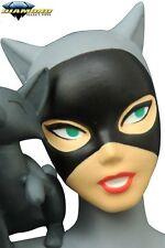 Diamond Select Toys DC Batman Animated Series Catwoman Bust New