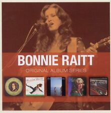 Bonnie Raitt ORIGINAL ALBUM SERIES Box Set STREETLIGHTS Green Light NEW 5 CD