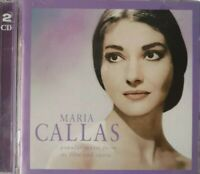 Maria Callas Popular Music From TV, Film and Opera 2 CD As New