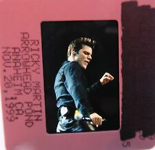 RICKY MARTIN Menudo Livin la Vida Loca General Hospital The Cup of Life SLIDE 29
