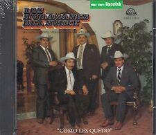 Los Huracanes del Norte Como les quedo CD New Nuevo sealed