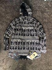 Burton Women Rubix Gore Tex Snowboard Jacket M Black Mojave print