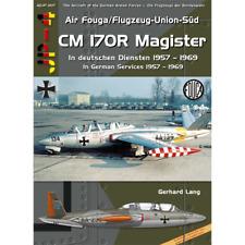 Fouga CM 170R Magister in German Service 1957-1969 (Airdoc)
