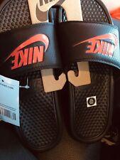 NIKE Men's Benassi Athletic Slide Sandal 343880 060 New